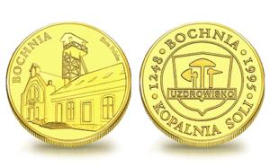 Medal pamiątkowy Kopalnia Soli Bochnia – Sutoris 039