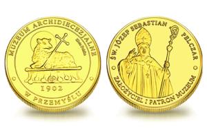 Medal pamiątkowy Muzeum Archidiecezjalne im. św. Józefa Sebastiana Pelczara w Przemyślu 121