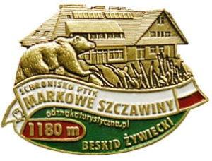Odznaka Schronisko PTTK Markowe Szczawiny 034