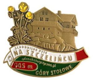 Odznaka Schronisko na Szczelińcu 048