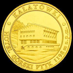 Medal: Hotel Górski PTTK Kalatówki Kolejka na Kasprowy Wierch 408