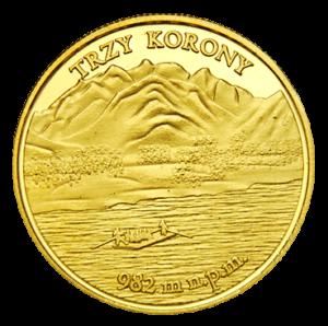 Medal: Spływ Dunajcem w Pieninach 001