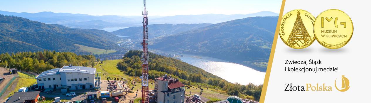 Atrakcje turystyczne na Śląsku – koleje linowe, schroniska, Kolejkowo i Radiostacja Gliwice. Część III.