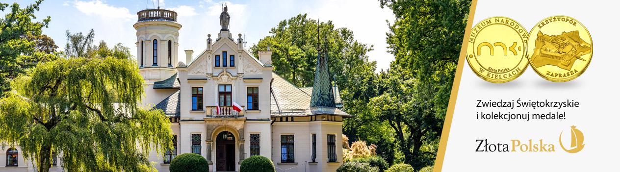 Atrakcje turystyczne w Świętokrzyskiem – zamki i pałace. Część II.
