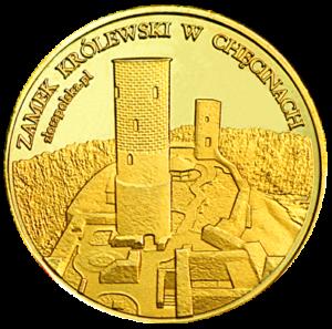 Medal: Zamek Królewski w Chęcinach 259