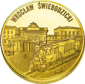 Medal: Kolejkowo Wrocław 364B