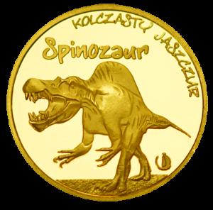 Medal: Łeba Park Spinozaur 263