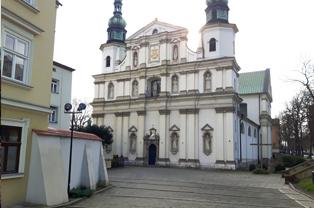 Kościół OO. Bernardynów w Krakowie
