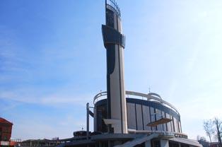 Sanktuarium Bożego Miłosierdzia w Krakowie – Łagiewnikach