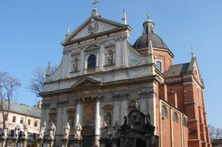 Kościół Św. Piotra i Pawła w Krakowie
